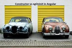 NgOnInit & Constructor Differences In Angular With Examples