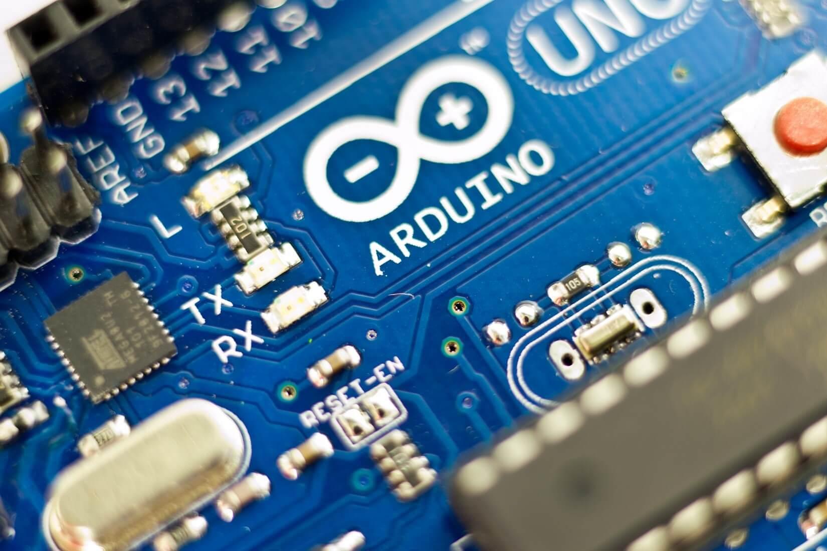 angular Arduino